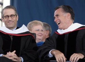 Romney - flip flop